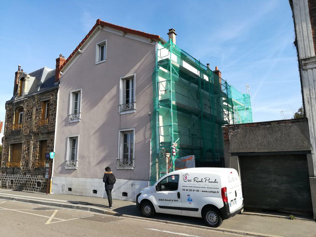 Isolation et ravalement Sannois - Oise
