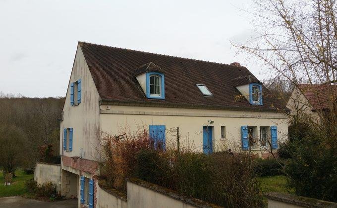 Ravalement façade Agnetz - Oise