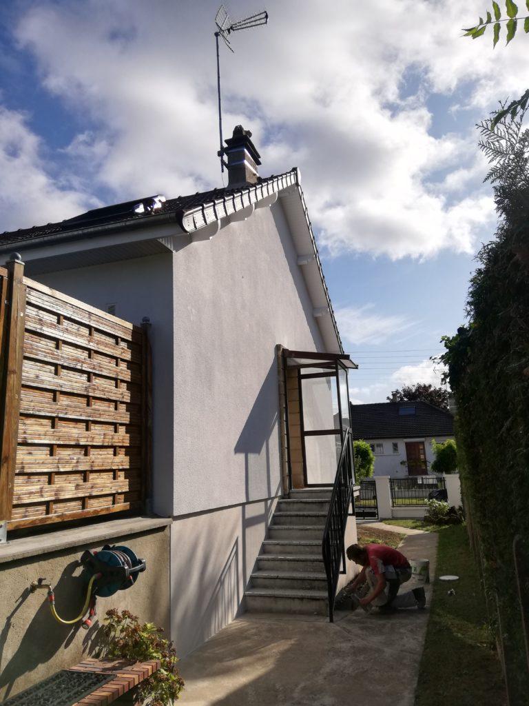 Ravalement à Villers sous Saint Leu Cofapi