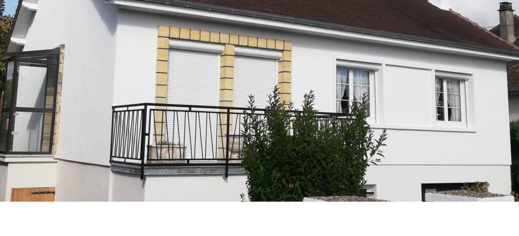 Ravalement Cofapi Villers sous Saint Leu