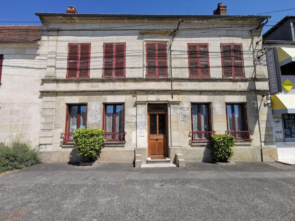 Cofapi Avant ravalement Clermont Oise (1)