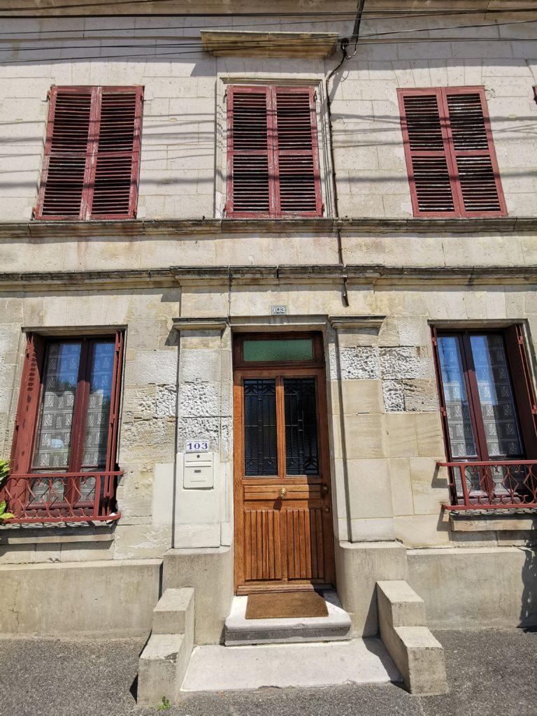 Cofapi Avant ravalement Clermont Oise (2)