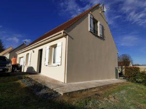 Maison à Clermont entièrement ravalée par Cofapi